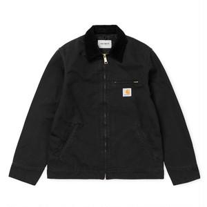 carhartt / DETROIT JACKET - Black / Black  Size  M