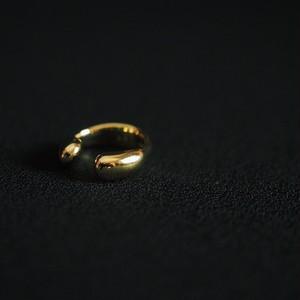 ibitsu earcuff gold large