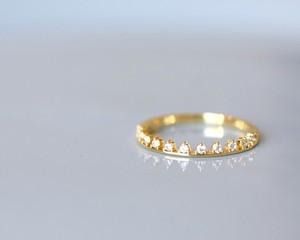 Brilliant bijou ring