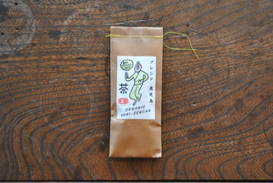 TEA STAND GEN限定商品 オーガニック茎煎茶 ブレンド(50g)