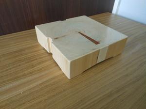 古材 木製サルヴァ