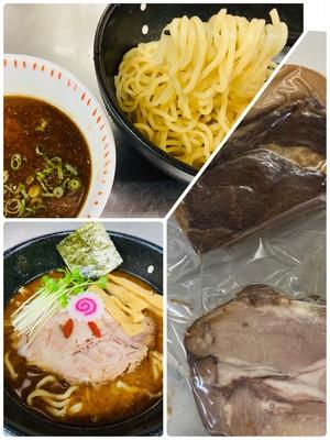 お買い得セット‼️ラーメン・つけ麺各2食入り(計4食)