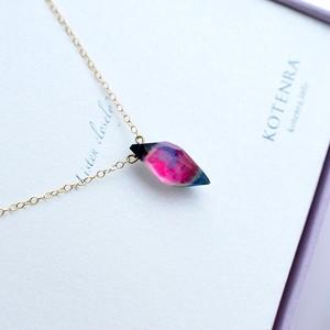 Art opal jewelry Necklace