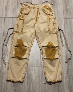 BEAUGAN CARGO TROUSERS TYPE M-65