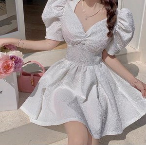 belly band dress 3color
