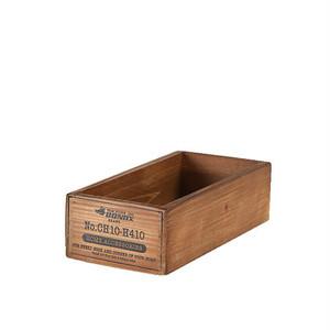 【CH10-H410NT】Wooden box #木箱 #ア ンティーク #ナチュラル