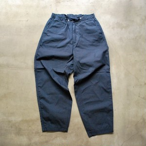 THE NORTH FACE PURPLE LABEL Ripstop Shirred Waist Pants NAVY