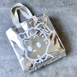 OSAMU GOODS_good day bag_silver