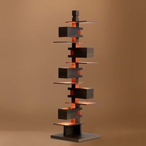 タリアセン  TALIESIN3 ウォルナット S7265(S2311H)/ Frank Lloyd Wright / yamagiwa(ヤマギワ)
