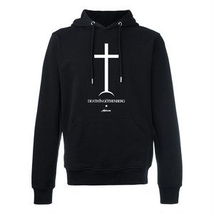 "Alphoenix ""Death in Gothenburg"" BLACK Hoodie"
