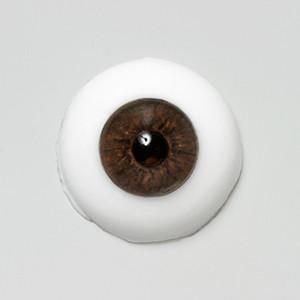 Silicone eye - 13mm Liquid Ebony