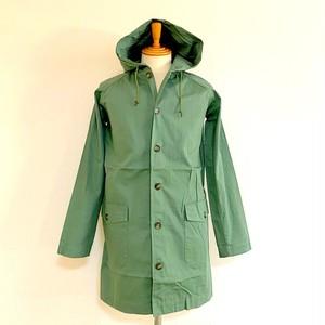【再入荷!M.L.揃いました!】Oxford Hooded Atelier Coat Army Green