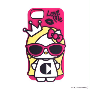 HELLO KITTY×CHANMINA Sillcone/SRCC001-PI