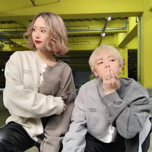 【即納】韓国ファッション FAPRICA STORE トレーナー