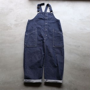 HARVESTY / DENIM CLOTH OVERALLS(デニム オーバーオール)A12007