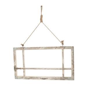 【K755-932A】Wood frame A #壁面オブジェ #フレーム #アンティーク #ヴィンテージ #ウッド #シャビー