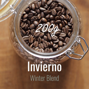 "2019-2020 Winter Blend ""Invierno"" 200g"