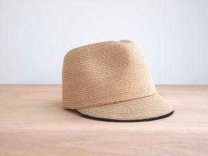 Raffia Soft Cap