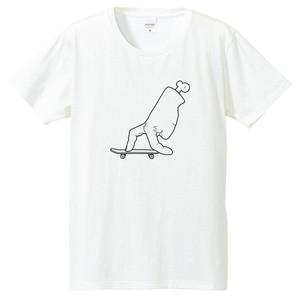 """[Tシャツ] Finger Board """"Push"""""""