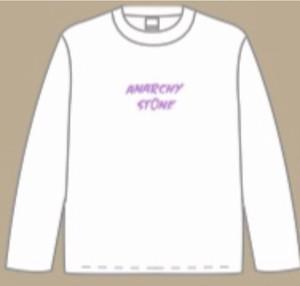 ロンT ホワイト【M size】