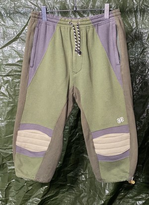 SS2001 UNDER COVER BIKER TROUSERS