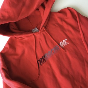 FOX Racing : sweat parka (used)