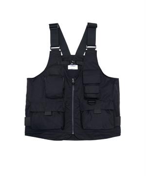 LORINZA 2Way Bag Vest Black LO-STN-VT01