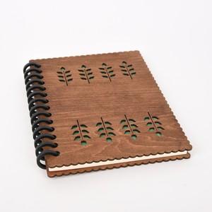 木のノートブックI グリーンズ