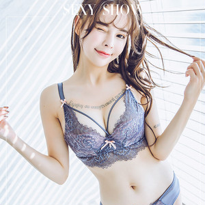 【Bra-shorts-sets】Comfortable V-Neck seamless soft bra-shorts-sets