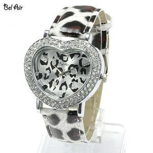★アニマル柄 レディース腕時計JH42