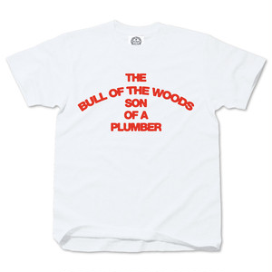 THE BULL OF THE WOODS white