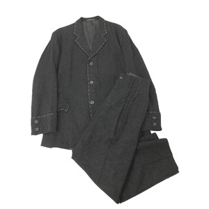 YOHJIYAMAMOTO POURHOMME 90s SET-UP