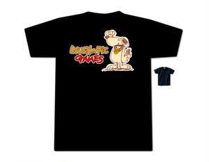 【黒】ロゴ入りTシャツ(第一弾お申込締切:6月10日)