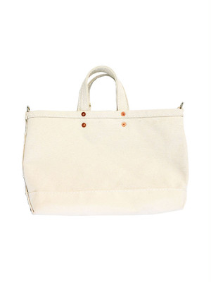P.T WORKS & DESIGN TOOL (CANVAS) TOTE(S)