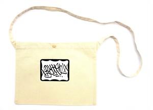 BATSU ORIGINAL tagging sacoche bag