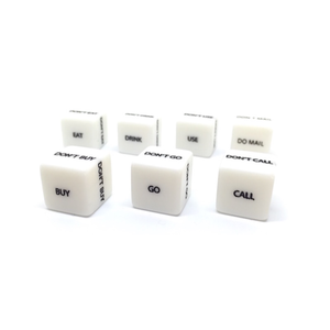 Personal DICE set of 7 パーソナルダイス7個セット