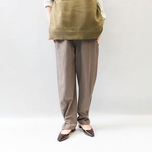 FLORENT(フローレント) Ankle Detail Trousers 2021春物新作 [送料無料]
