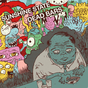 """dead bars / sunshine state split 7"""""""