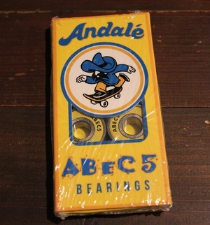 ANDALE BEARINGS 【ABEC5】