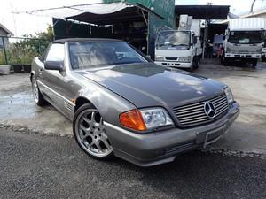 【1530】H3 メルセデスベンツ(Mercedes-Benz) 500SL 幌型 ハードトップ有