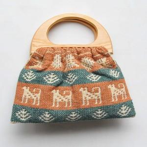 グラニーバッグ ヤノフ村の織物 (sa-2438)