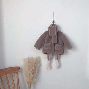 baby boa coat