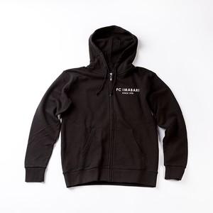 フルジップパーカー(2020/Black)