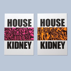 Rob Kidney/HOUSE OF KIDNEY zine