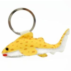 海の生物キーホルダー/トラフザメ/サメ