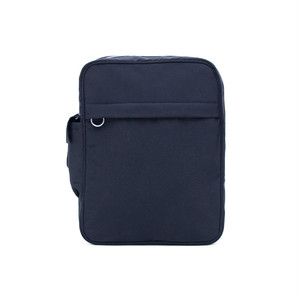 Velcro Square Shoulder Bag Black LO-19-ZX-10