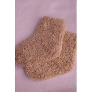 オーガニックパイル靴下(Sサイズ)