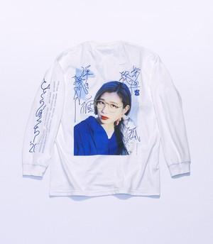 【T-Shirt】柴田聡子 / 柴田聡子のひとりぼっち'20 TOUR ロングスリーブTシャツ