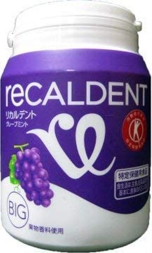 モンテリーズ・ジャパンリカルデントグレープボトル290g
