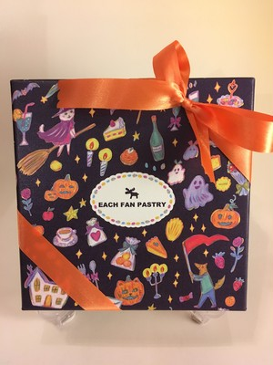 【Ai Sayama】オリジナルパッケージ仕様 お菓子ボックス